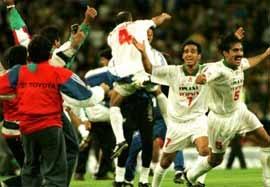 استرالیا ۲-۲ ایران (مقدماتی جام جهانی ۱۹۹۸)