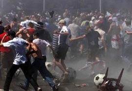 خشونت و مرگ بازیکن فوتبال در آرژانتین