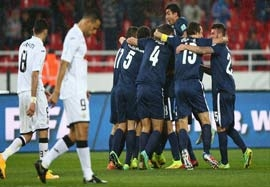 ایاسستیف ۰-۱ اوکلندسیتی (جام باشگاه های جهان)