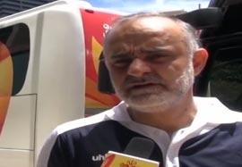 گزارشی از تیم ملی ایران در استرالیا (۹۳/۱۰/۲۳)