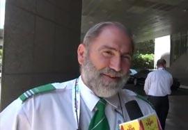 صحبتهای جالب راننده اتوبوس تیم ملی