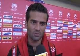 گفتگو با شجاعی و حیدری درباره بازی با قطر