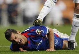 نگاهی به بازی رئال مادرید-ختافه؛ فصل ۲۰۰۹-۲۰۰۸