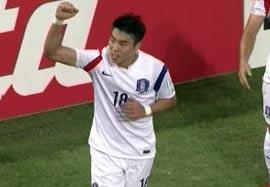 استرالیا ۰-۱ کره جنوبی