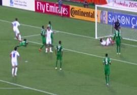 ازبکستان ۳-۱ عربستان