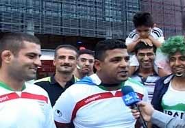حواشی قبل از بازی ایران-امارات