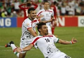 قوچان نژاد در لیست بهترین های دور سوم جام ملتها