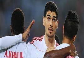 ژاپن ۱-۱ امارات (پنالتی ۴-۵)