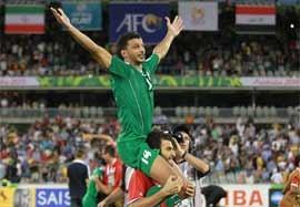 ایران ۳-۳ عراق؛ گلهای بازی (گزارشگر انگلیسی)