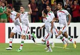 بررسی عمکرد ایران در جام ملتهای آسیا ۲۰۱۵