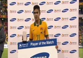 حواشی بازی استرالیا-امارات