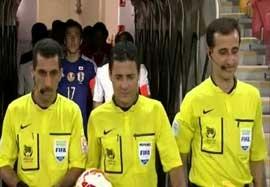 فغانی داور فینال جام ملتهای آسیا
