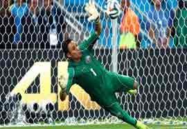 بهترین واکنش دروازه بانان در جام ملتهای آسیا (بخش سوم)
