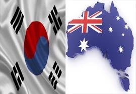 پیش بازی استرالیا-کره جنوبی