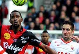 گینگام ۱-۰ موناکو (گل بازی)