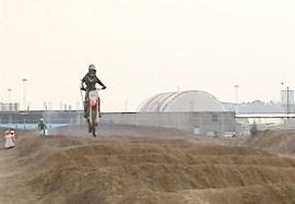 گزارشی از وضعیت مسابقات موتور سواری