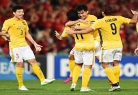 وسترن سیدنی ۲-۳ گوانگژو چین (گلهای بازی)