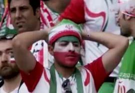 حال و هوای بازی ایران-بوسنی