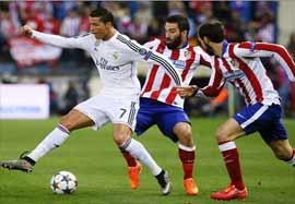 حواشی بازی اتلتیکومادرید - رئال مادرید