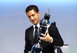 مراسم اهدای جوایز بازیکنان جام اتحادیه انگلیس