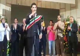 قوچان نژاد بازیکن برتر سال ٩٣ مشهد(اختصاصی ورزش۳)