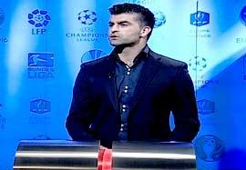 پیش بینی رحمان رضایی از قهرمان لیگ قهرمانان اروپا