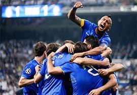 مسیر صعود یوونتوس به فینال لیگ قهرمانان اروپا