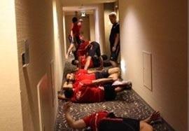 حواشی خاص تمرین پرسپولیس قبل بازی با الهلال