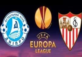 پیش بازی سویا - دنیپرو (فینال لیگ اروپا)