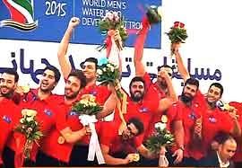 حواشی کامل قهرمانی واترپلو (مسابقات توسعه جهانی)