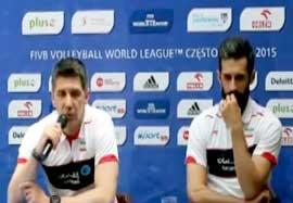 پیش بازی ایران-لهستان