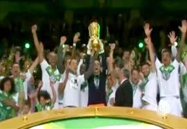 نگاهی به فینال جام حذفی آلمان