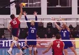 آمریکا ۳-۱ روسیه