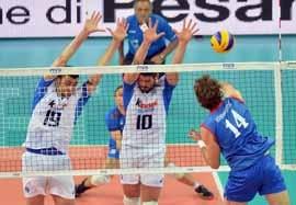 ایتالیا ۱-۳ صربستان