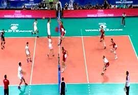 ایران ۲-۳ لهستان
