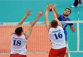 ایتالیا ۳-۲ صربستان