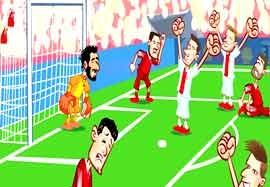 انیمیشن جالب از پیروزی پرگل لهستان