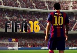 تریلر رسمی بازی FIFA 2016 (گل به یادماندنی مسی)