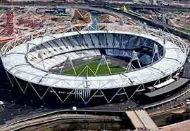 مستند ساخت ورزشگاه المپیک ۲۰۱۲ لندن