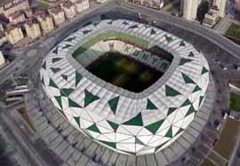 ۲۵ استادیوم استثنایی دنیای فوتبال