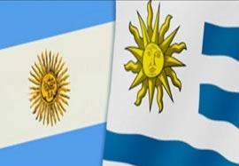 گام نهایی آرژانتین و اروگوئه برای صعود به مرحله بعد