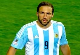 جامائیکا ۰-۱ آرژانتین