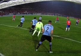 شیلی ۱-۰ اروگوئه