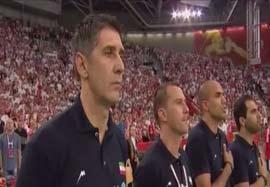 پیش بازی اول ایران-لهستان