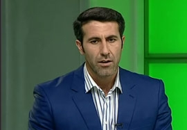 بررسی والیبال ایران-لهستان توسط بهنام محمودی