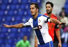 عملکرد لوکاس واسکز در فصل ۲۰۱۵-۲۰۱۴ (بازیکن جدید رئال)
