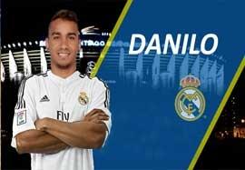 دانیلو بازیکن جدید رئال مادرید