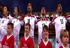 پیش بازی ایران – گوام