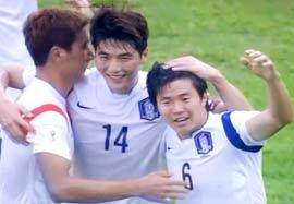 لبنان ۰-۳ کرهجنوبی