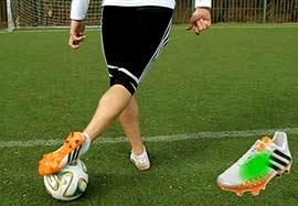آموزش تکنیک های خاص فوتبالی